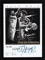 Josh Richardson #/49