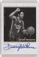 Lenny Wilkens #/25