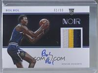 Rookie Patch Autographs Color - Bol Bol [Noted] #/99