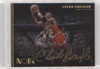 Clyde Drexler #/125