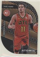 Trae Young #/35