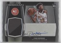 Rookie Jersey Autographs - Cam Reddish #/99