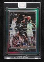 De'Aaron Fox [Uncirculated] #1/5