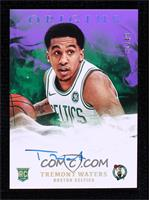 Rookie Autograph - Tremont Waters #31/49