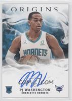 Rookie Autograph - PJ Washington Jr.