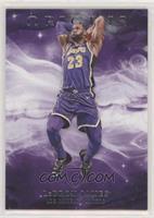 Image Variations - LeBron James (Purple Jersey)