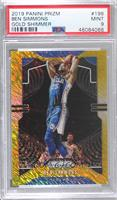 Ben Simmons [PSA 9 MINT] #/10