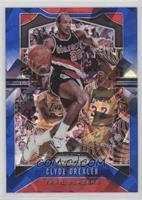 Clyde Drexler #/99