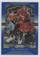Josh Richardson (Line of Text on Top of Back) #/199