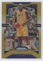 Shaquille O'Neal #/10