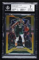 Giannis Antetokounmpo [BGS 7 NEAR MINT] #6/10