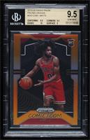 Coby White [BGS9.5GEMMINT] #/49