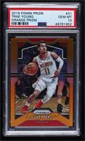 Trae Young [PSA10GEMMT] #45/49