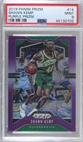 Shawn Kemp [PSA 9 MINT] #/75