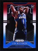 Zion Williamson (Ball Behind Head)