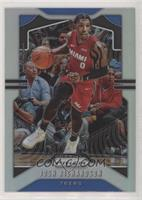 Josh Richardson (Line of Text on Top of Back)