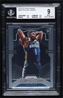 Zion Williamson [BGS 9 MINT]