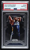 Zion Williamson [PSA 10 GEM MT]