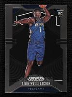 Image Variation - Zion Williamson (Ball In One Hand)