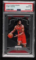 Coby White (Sticking Ball Out) [PSA 10 GEM MT]