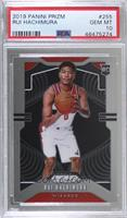 Rui Hachimura (Shooting Pose) [PSA 10 GEM MT]
