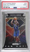 Zion Williamson [PSA 9 MINT]