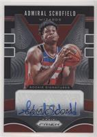 Admiral Schofield [EX to NM]