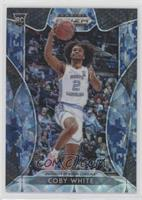 Coby White #/25