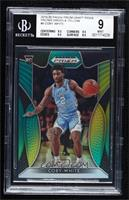 Coby White [BGS9MINT] #/249