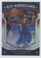 All Americans - Zion Williamson #/49