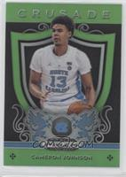 Crusade - Cameron Johnson #/125