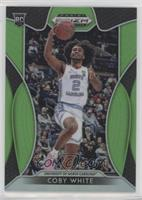 Coby White #/125