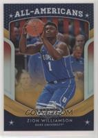 All Americans - Zion Williamson #/149