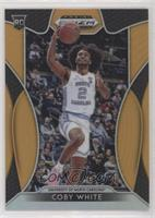 Coby White #/149