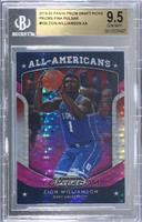 All Americans - Zion Williamson [BGS 9.5 GEM MINT]