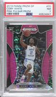 Coby White [PSA 7 NM]