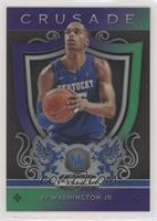 Crusade - PJ Washington Jr. #/199