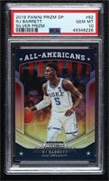 All Americans - RJ Barrett [PSA 10 GEM MT]