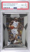 Zion Williamson [PSA 8 NM‑MT]