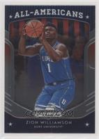 All Americans - Zion Williamson [Noted]