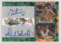 Admiral Schofield, Grant Williams #/18