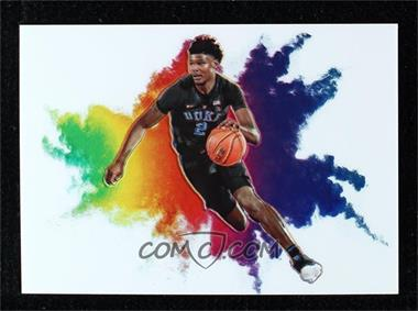 2019-20 Panini Prizm Draft Picks - Color Blast #10 - Cam Reddish