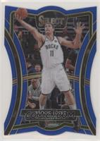 Premier Level Die-Cut - Brook Lopez #/249