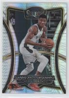 Premier Level Die-Cut - Giannis Antetokounmpo #/8