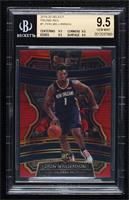 Concourse - Zion Williamson [BGS 9.5 GEM MINT] #/199