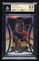 Premier Level - Zion Williamson [BGS 9.5 GEM MINT]