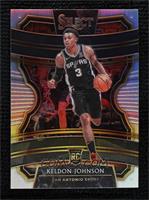 Concourse - Keldon Johnson [Mint]