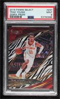 Courtside - Trae Young [PSA9MINT]