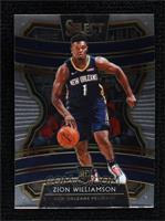 Concourse - Zion Williamson