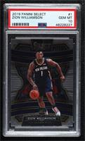 Concourse - Zion Williamson [PSA 10 GEM MT]